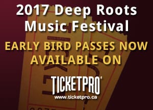 2017 Deep Roots Early Bird Passes Now Available