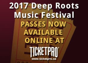 2017 Deep Roots Passes Now Available