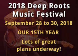 2018 Deep Roots Music Festival
