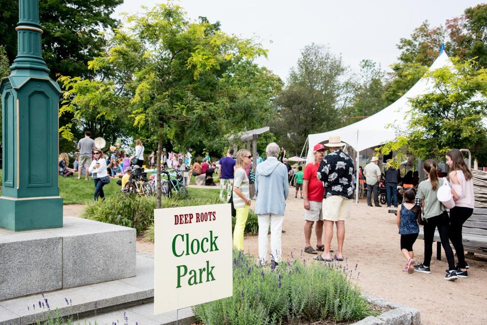 Clock Park