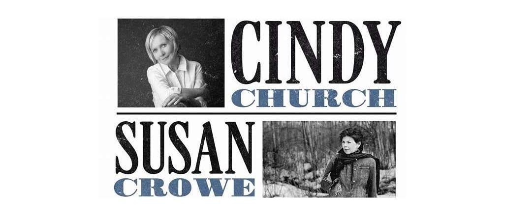 Susan Crowe & Cindy Church