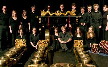 Acadia Gamelan Ensemble