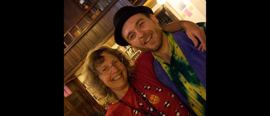 Marilyn Manzer & Shannon Lynch