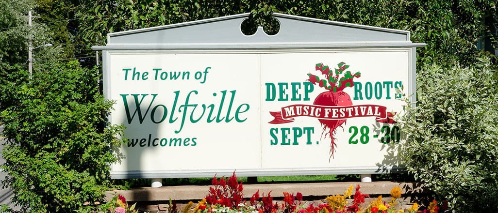 Town of Wolfville, Nova Scotia featured image