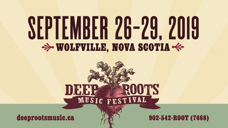 2019 Deep Roots Music Festival – Line Up Announced