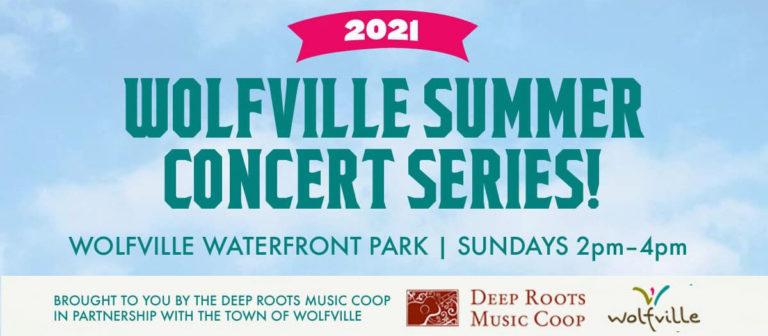 Wolfville Summer Concert Series