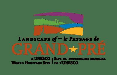 Landscape of Grand Pre Logo
