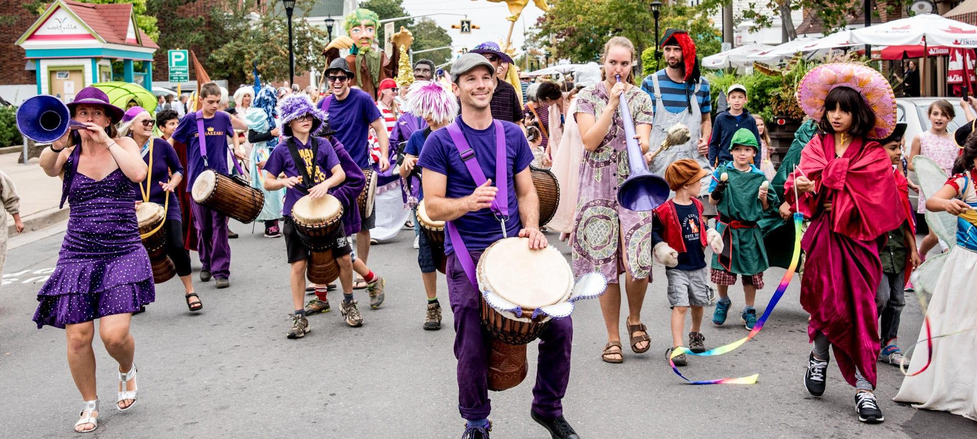 Deep Roots Parade