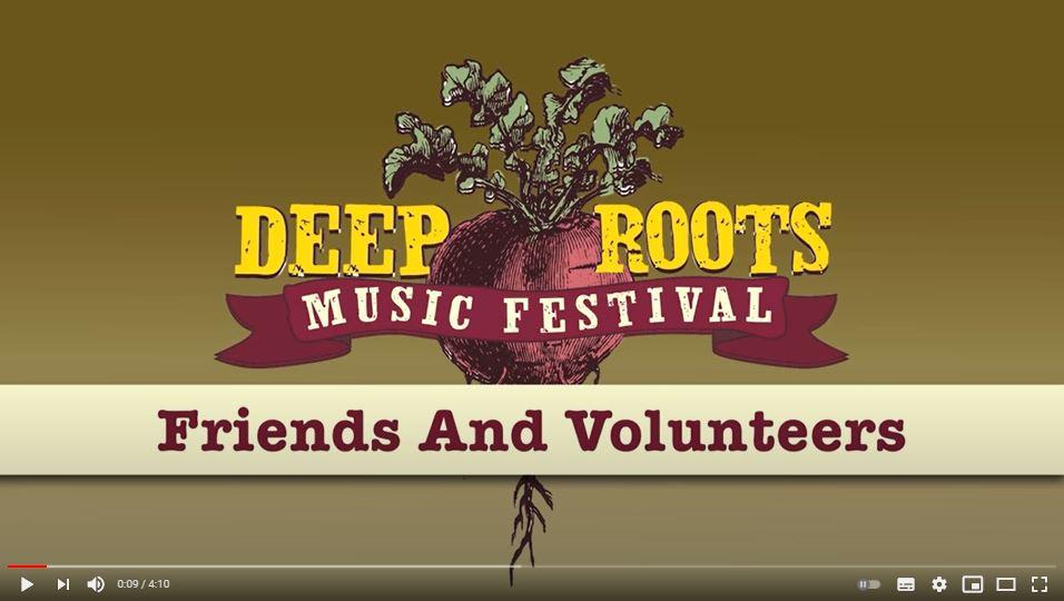 Volunteers Video