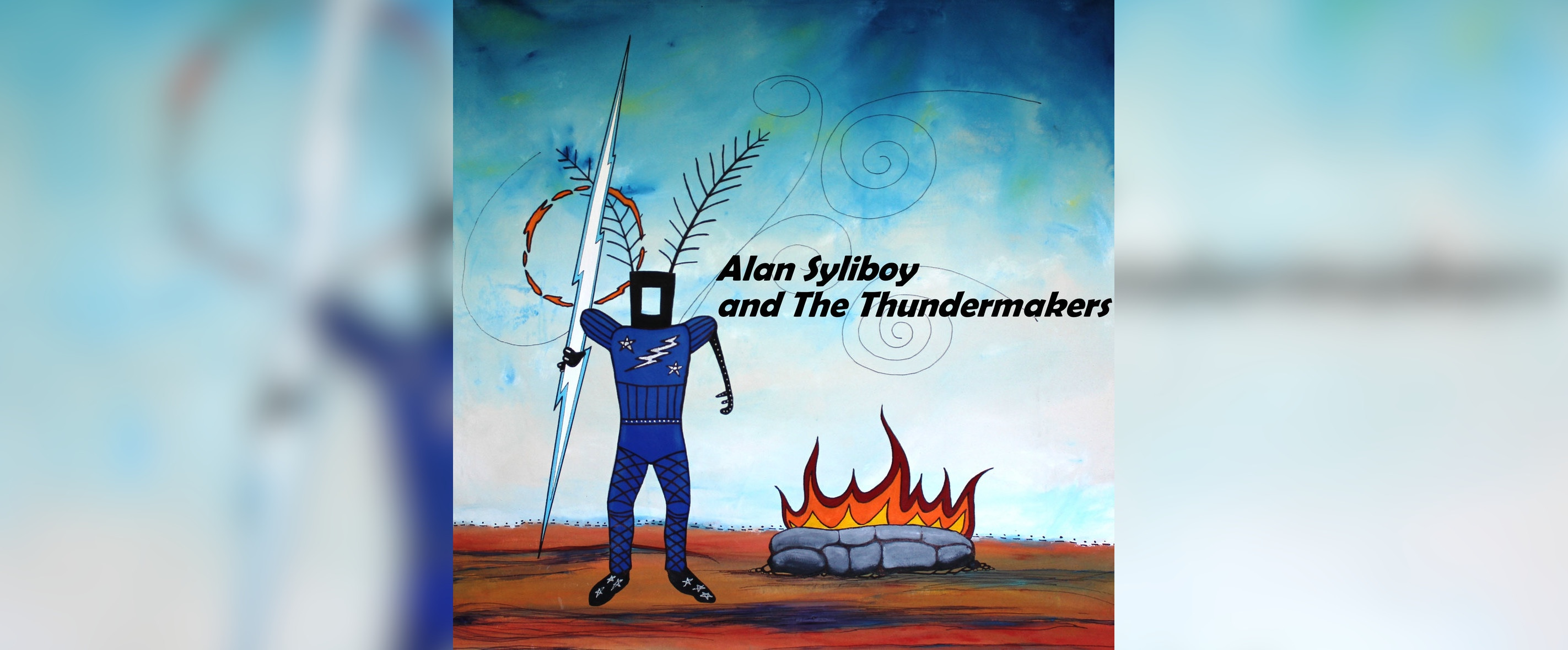 Alan Syliboy and The Thundermakers 2019