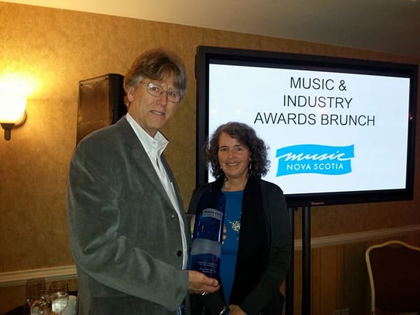 Community Presenter of the Year Award