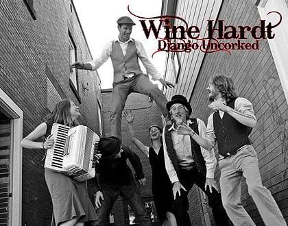 Wine Hardt: Django Uncorked